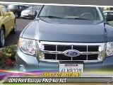 2010 Ford Escape FWD 4dr XLT - Acura Of Fremont, Fremont