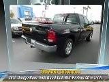 2010 Dodge Ram 1500 Quad Cab SLT 6 1 3 Ft - Fremont Chevrolet, Fremont