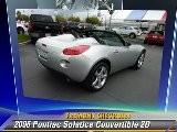 2006 Pontiac Solstice Convertible - Fremont Chevrolet, Fremont