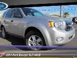 2011 Ford Escape XLT 4WD - Chapman Ford Scottsdale, Scottsdale