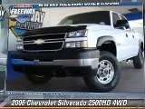 2006 Chevrolet Silverado 2500HD 4WD - Freeway Chevrolet, Chandler