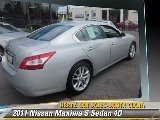 2011 Nissan Maxima S - Hertz Car Sales-Santa Clara, Santa Clara
