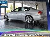 2009 BMW 3 Series 4dr Sdn 335i RWD - Modesto European, Modesto