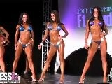 2011 Ft. Lauderdale Cup IFBB Bikini Prejuding 1st, 2nd And 3rd Callouts - YouTube2