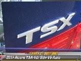 2011 Acura TSX 4dr Sdn V6 Auto - Acura Of Fremont, Fremont