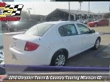 2010 Chrysler Town & Country Touring - Concord Chevrolet, Concord