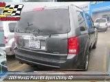 2009 Honda Pilot EX - Concord Chevrolet, Concord