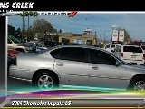 2004 Chevrolet Impala LS - Stevens Creek Chrysler Jeep Dodge, San Jose