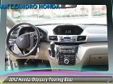 2012 Honda Odyssey Touring Elite - San Leandro Honda, Hayward Oakland Bay Area