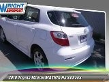 2010 Toyota Matrix MATRIX - Bill Wright Toyota, Bakersfield