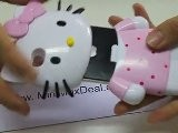 3D Hello Kitty Hard Case For IPHone 4S 4 Stand