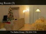 4830 Sapphire Light Street Las Vegas, NV 89081 3 Beds 2 Baths $110,000
