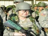 51-Year-Old Woman Finishes Basic Training