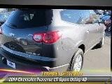 2011 Chevrolet Traverse LT - Fremont Chevrolet, Fremont