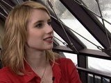 Access Hollywood Emma Roberts Talks &#039 Celeste & Jesse Forever&#039