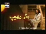 ZiNDAGi DHOOP TUM GHANA SAAYA ARY Digital Drama Serial Last Episode 17!