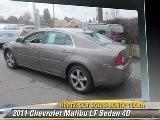 2011 Chevrolet Malibu LT - Hertz Car Sales-Santa Clara, Santa Clara
