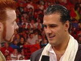 WWE Monday Night Raw World Heavyweight Champion Sheamus Addresses The WWE Universe