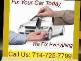 714-725-7799 Audi Electrical Repair Huntington Beach, CA ASE Qualified