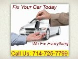714-725-7799 Auto Suspension Repair Huntington Beach