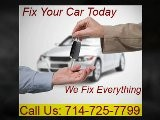 714.725.7799 Volvo Brake Repair Huntington Beach