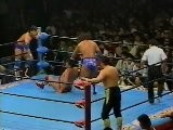 Toshiaki Kawada & Akira Taue Vs Doug Furnas & Dan Kroffat AJPW