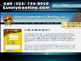 Roofing In Sheridan CO Sunny Constructors And Roofing