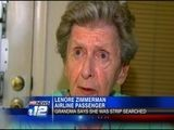 85-year-old Woman Says She Was Strip Searched In NY Airport