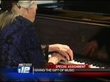 90-year-old Woman Gives Inspiration Through Lifestyle, Music
