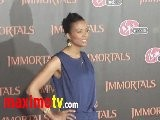 Aisha Tyler IMMORTALS World Premiere