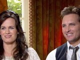 Access Hollywood Peter Facinelli & Elizabeth Reaser Talk Filming &#039 The Twilight Saga: Breaking Dawn - Part I&#039 Wedding Scene
