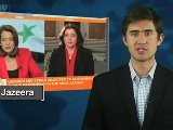 Arab League To Suspend Syria Over Violence