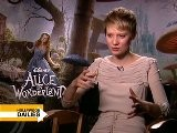 Alice In Wonderland - Interview