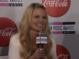 American Music Awards Jennifer Morrison - On The Red Carpet