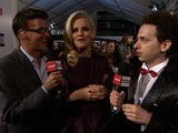 American Music Awards Jenny McCarthy - On The Red Carpet