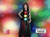 Amrita Rao&#039 S Christmas Ornament Dress