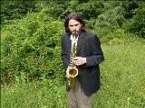 Alto Sax Improv: Death Of The Poor - Thomas Kushin