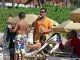 Adam Sandler And Friends Do Thanksgiving In Maui