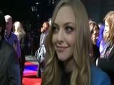 Amanda Seyfried And Cillian Murphy Interview