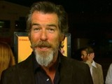 A Christmas Message From Pierce Brosnan