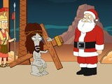 American Dad! Santa Vs. Jesus