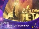 Akshay Kumar In Colors Golden Petal Awards 25th Dec 2011 Promo