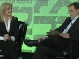 Arianna Huffington On TechCrunch And Huffington Post