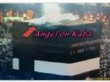 ANGEL IN WHiTE LiGHT ON KHAN-E-KABBA, MECCA, SAUDi ARAB!