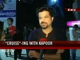 Anil Kapoor Exercises Cruise Control