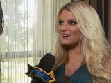 Access Hollywood Jessica Simpson Is A &#039 Fashion Star&#039