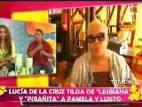 Abuela, Luc&iacute A De La Cruz Llamo Pira&ntilde A A Pamela Calle