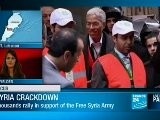 Arab League Under Fire For Failing To Protect Syrians