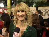 Award Season Golden Globe Awards 2012: Laura Dern Of Enlightened
