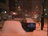 Akron Preps For Winter Blast